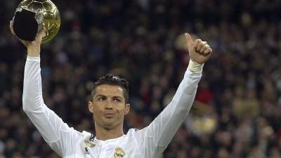 Fussball Ballon D Or Monotonie Mit Messi Und Ronaldo