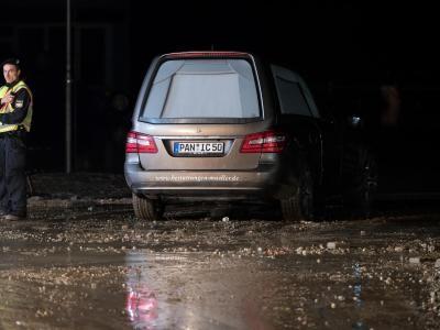 Drei Tote In Hochwassergebiet In Bayern Gefunden Panorama News
