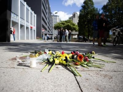 Nach Messerattacke Hunderte Menschen Ziehen Durch Chemnitz