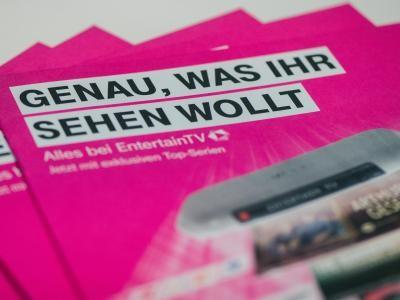 Mehr Inhalte Mehr Funktionen Telekom Erweitert Tv Angebot