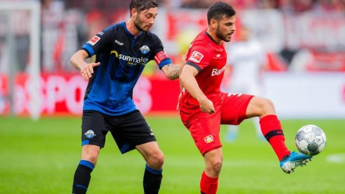 Fussball Paderborn Stolz Trotz Niederlage Ein Schones