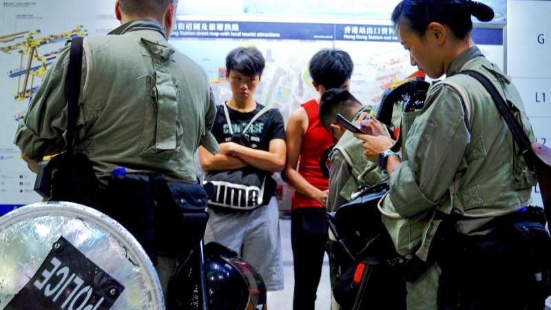 Demonstrationen: Hongkong: Neuer Protest am Flughafen geplant