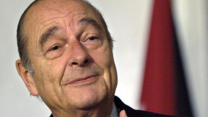 Jacques Chirac ist tot: Frankreichs Ex-Präsident mit 86 Jahren gestorben