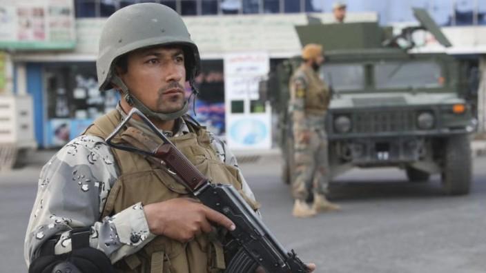Wahlen: Geringe Wahlbeteiligung bei Präsidentenwahl in Afghanistan