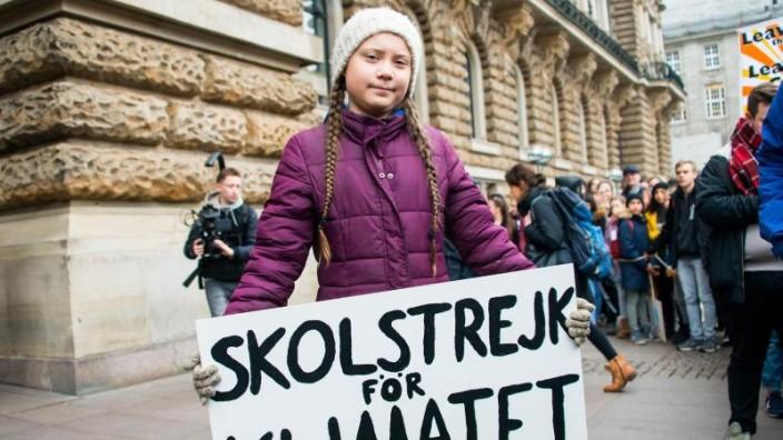 Greta Thunberg bekommt Friedensnobelpreis nicht