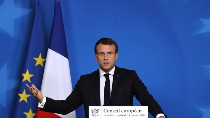 Macrons Ersatzlösung heißt Breton — Neue EU-Kommission