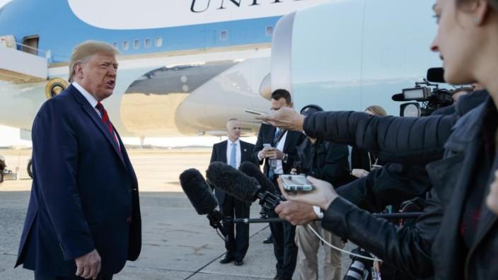 Trump-Aussagen zu China treiben Dax an - Wirtschaft