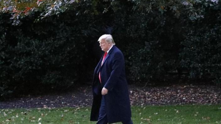 US-Präsident Trump zieht vor den Supreme Court