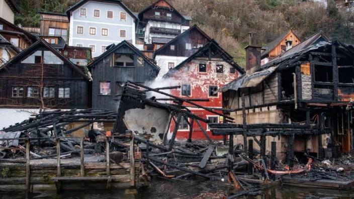 Weltkulturerbe in Flammen - Großbrand in Hallstatt
