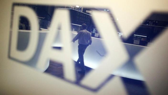 Dax sinkt unter 13.000 Punkte - Schwäbische