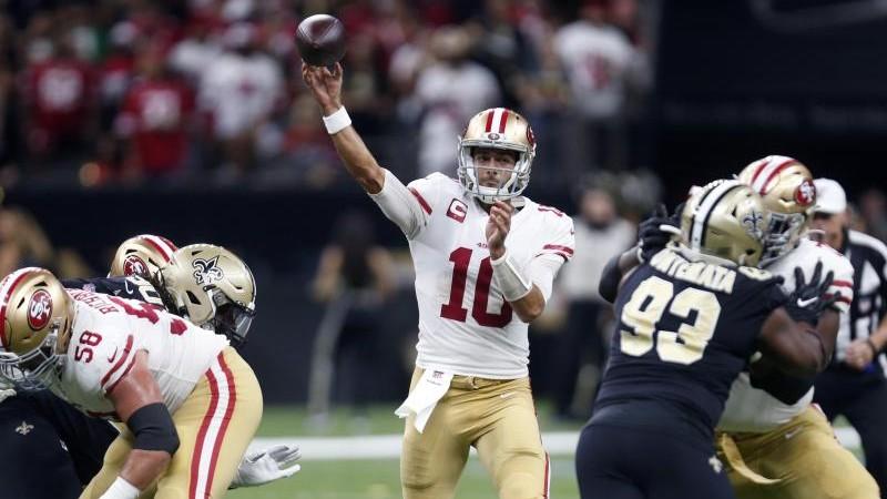San Francisco 49ers gewinnen Spitzenspiel in letzter Minute