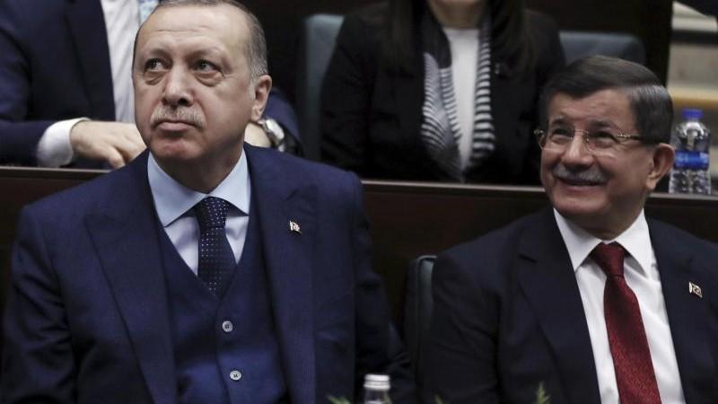 Konkurrenz für Erdogan: Davutoglu stellt neue Partei vor