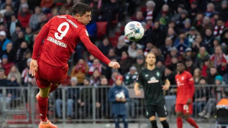 Coutinho führt Bayern zum Kantersieg gegen Bremen