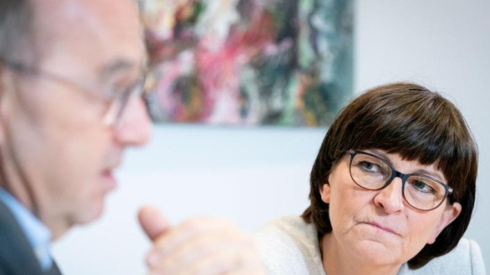 SPD sendet Kooperationssignale: Nächster Ausschuss im Januar - Panorama