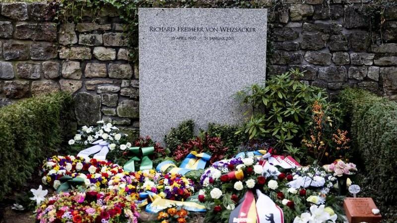 """Nach Weizsäcker-Tod: Polizist verspürt """"tiefen Schmerz"""""""