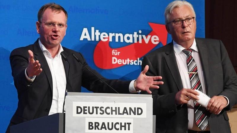 Südwest-AfD-Machtkampf: Sonderparteitag in Böblingen geplant