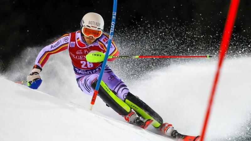 Straßer 22. beim Slalom-Weltcup in Madonna di Campiglio