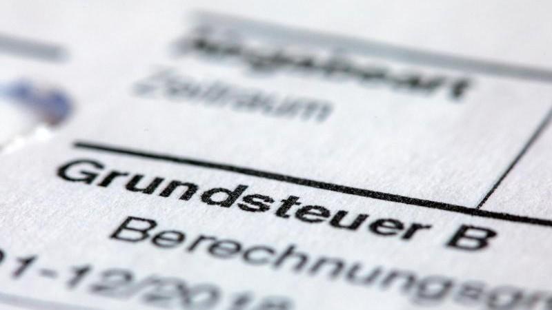 Kommunen und Rechnungshof uneins bei Grundsteuer-Anhebung