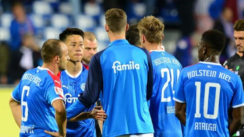 Holstein Kiel ohne südkoreanisches Duo ins Trainingslager