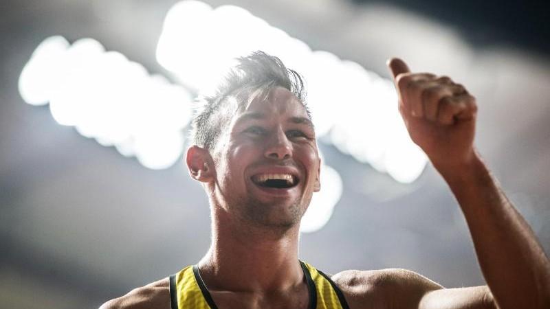 Niklas Kaul ist Sportler des Jahres in Rheinland-Pfalz