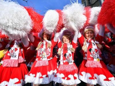 Brauchtum – Erfurt: Karneval startet in Thüringen fast ohne Rathaussturm