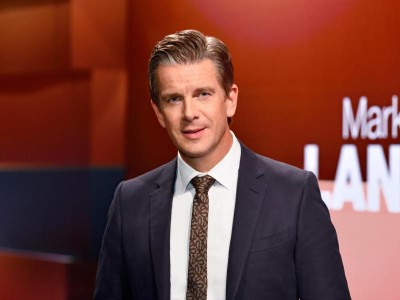 Fernsehen: Lanz kann's: Der ZDF-Talker im Corona-Jahr