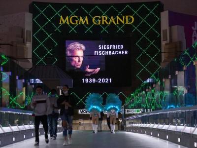 Unterhaltung: Las Vegas würdigt Magier Siegfried Fischbacher