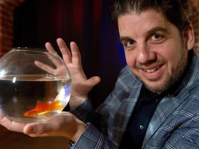 Unterhaltung – Nürnberg: Goldfisch-Trick: Mental-Magier gelingt Sprung nach Las Vegas