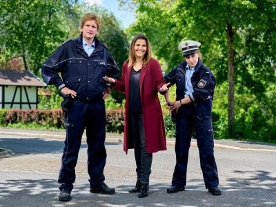 """Fernsehen – Köln: Dreh zur """"Mord mit Aussicht""""-Neuauflage läuft"""