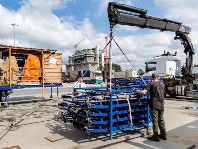 Feste – Hamburg: Der Hamburger Sommerdom steht in den Startlöchern