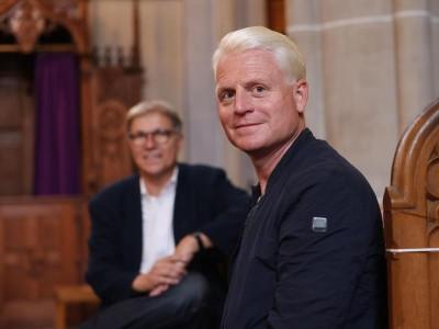 Fernsehen: Kölner Pfarrer holt sich Tipps von Guido Cantz
