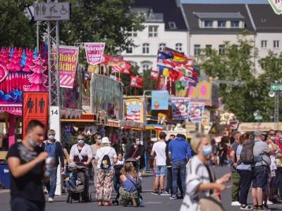 Feste – Hamburg: Schausteller vom Sommerdom ziehen gemischte Bilanz