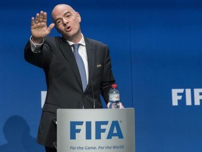 """Fußball: DFB """"zufrieden"""" mit Verzicht auf FIFA-Kongress im WM-Streit"""