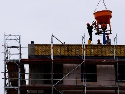 Bau - Schwerin: Bauverband bleibt trotz schwachem Wohnungsbau optimistisch