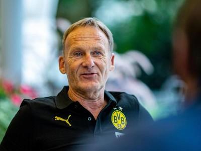 Fußball: BVB-Geschäftsführer Watzke für DFL-Posten bereit