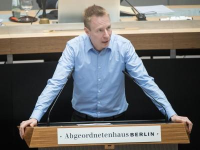 Abgeordnetenhaus - Berlin: SPD-Politiker Buchner soll Parlamentspräsident werden