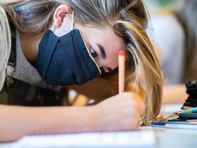 Schulen - Düsseldorf: Maskenpflicht im Unterricht wird abgeschafft