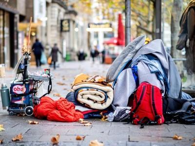 Obdachlosigkeit - Hannover: Konzept zur Winternothilfe für Hannovers Obdachlose