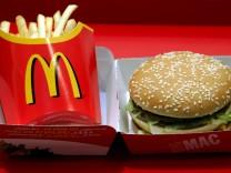 McDonald's richtet Fokus auf Europa
