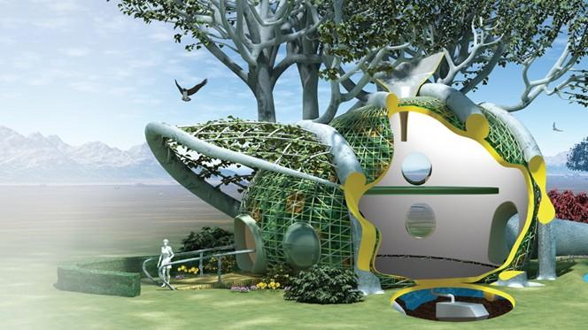 Architektur und natur b ume zu bauwerken wissen for Architektur und natur