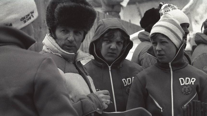 Doping Doping in der DDR