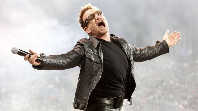 Konzert U2