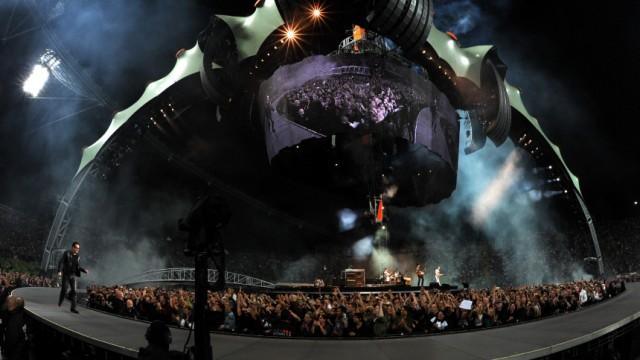 U2-Konzert in München