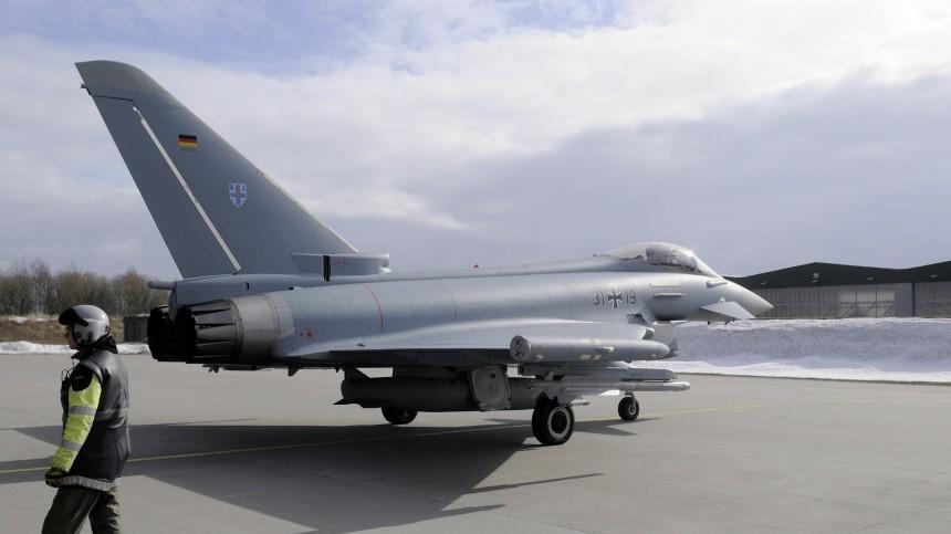 Eurofighter Technische Probleme bei der Bundeswehr
