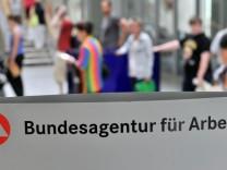 Arbeitslosenzahlen in Deutschland rückläufig