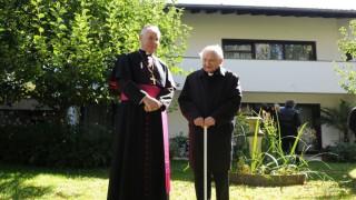 Pentlinger Privathaus des Papstes geht an Stiftung