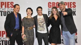 Filmpremiere 'Groupies bleiben nicht zum Frühstück'