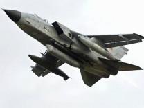 Bundeswehr-Tornado abgestuerzt