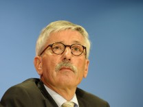 Ex-Finanzsenator, entlassener Bundesbanker, umstrittener Sozialdemokrat: Thilo Sarrazin.