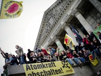 Anti-Atomdemo in Berlin